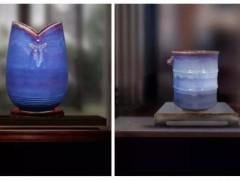 中国国家级钧瓷非遗传习馆落成仪式暨开馆纪念作品《天道》发布会在河南举行